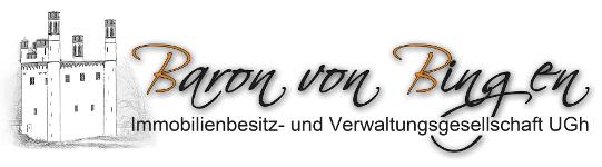 Baron von Bingen Immobilienbesitz- und Verwaltungsgesellschaft UGh Logo